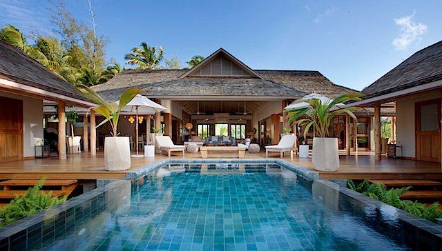 seychellen: luxus urlaub, Wohnideen design